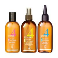 System 4 комплекс от выпадения волос (шампунь 500 мл + маска 500 мл + сыворотка 500 мл)