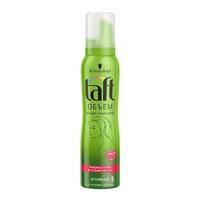 Taft Пена для укладки волос Объем с коллагеном мегафиксация 150мл
