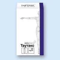 Таутакс флакон 80 мг, 4 мл