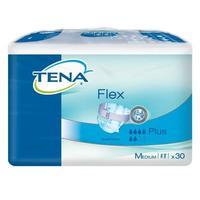 Tena Flex Plus подгузники для взрослых разм. M (71-102 см) 30 шт.