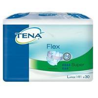 Tena Flex Super подгузники для взрослых разм. L (83-120 см) 30 шт.