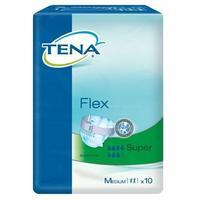 Tena Flex Super подгузники для взрослых разм. M (83-120 см) 10 шт.