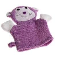 Тенди Мочалка детская обезьянка