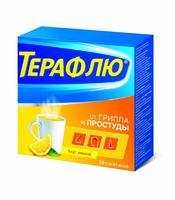 ТераФлю лимон пакетики 10 шт.