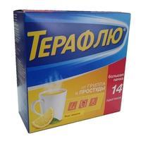 ТераФлю лимон пакетики 14 шт.