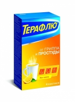 ТераФлю лимон пакетики 4 шт.