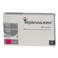 Тералиджен таблетки 5 мг, 50 шт.