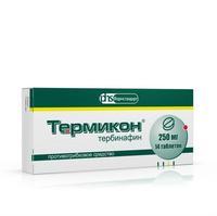 Термикон таблетки 250 мг, 14 шт.