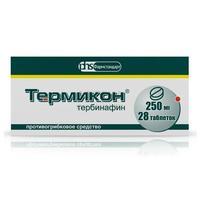 Термикон таблетки 250 мг, 28 шт.