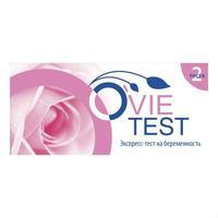 Тест O VIETEST на беременность (hCG) в тест-полоске 2шт