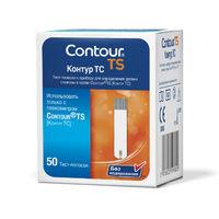 Тест-полоски Контур ТС (Contour TS) 50 шт.