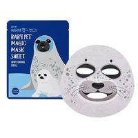 Тканевая маска-мордочка Holika Holika отбеливающая Тюлень 22