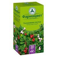 Толокнянки листья фильтрпакетики 1,5 г, 20 шт.
