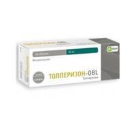 Толперизон-OBL таблетки покрыт.плен.об. 50 мг 30 шт.