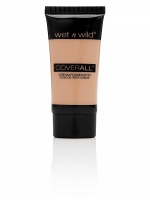 Тональный крем Wet n Wild для лица Coverall Cream Foundation E817 light 30 мл 1 шт.