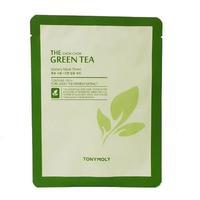 Tony Moly The ChokChok Тканевая маска для лица Зеленый чай 1 шт.
