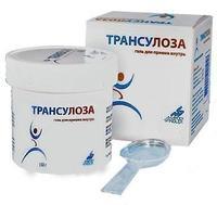 Трансулоза гель для приема внутрь, 150 мг