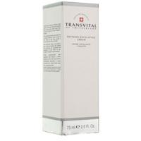 Transvital крем очищающий для эксфолиации для лица 75 мл