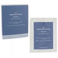 Transvital маска супер восстанавливающая для лица мужская 30 мл 4шт.