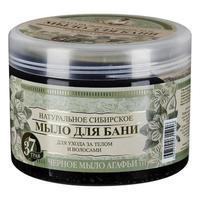 Травы и Сборы Агафьи мыло для бани черное мыло агафьи 500 мл