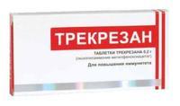 Трекрезан таблетки 200 мг, 10 шт.