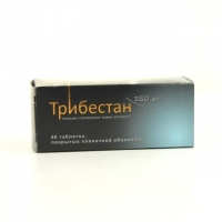 Трибестан таблетки 250 мг, 60 шт.