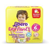Трусики Либеро Dry Pants 13-20 кг, 16 шт.