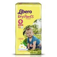 Трусики Либеро Dry Pants 7-11 кг, 34 шт.