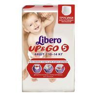 Трусики Либеро Up&Go 10-14 кг, 48 шт.