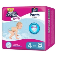 Трусики-подгузники Helen Harper Baby Maxi 8-13кг 22 шт.