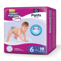 Трусики-подгузники Helen Harper Baby XL 16кг 19 шт.