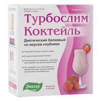 Турбослим Диетический коктейль пакетики, 5 шт.