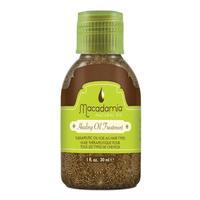 Уход Macadamia Natural Oil восстанавливающий с маслом арганы и макадамии дорожный объем 30мл
