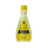 Умная эмаль Комплекс для снятия лака и укреп. ногтей с экстрактом лимона, бамбука и витамином Е 125 мл