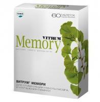 Витрум мемори табл. п.п.о 60мг n60 сша