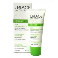 Uriage Hyseac A.I. эмульсия для жирной проблемной кожи матирующий эффект 40 мл