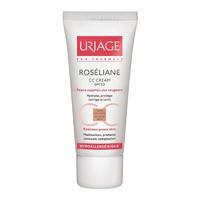 Uriage Roseliane CC Cream крем для чувствительной кожи склонной к покраснениям SPF30 40 мл