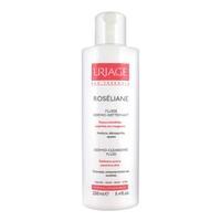 Uriage Roseliane Dermo-Soothing Fluid дермоочищающая эмульсия для гиперчувствительной кожи 250мл