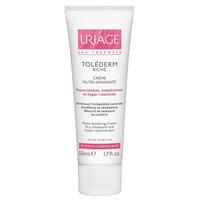 Uriage Tolederm Riche крем питательный успокаивающий для сухой кожи 50 мл
