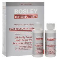 Усилитель роста волос Bosley Интенсивная Терапия для мужчин 60мл 2шт.