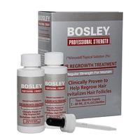 Усилитель роста волос Bosley Интенсивная Терапия для женщин 60мл 2шт.