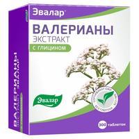 Валерианы экстракт Эвалар таблетки 0,25 г 300 шт.