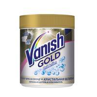 Vanish Gold Oxi Action Пятновыводитель Кристальная белизна отбеливатель порошок 500 г