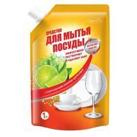 Vestar Гель-бальзам для мытья посуды Цитрус 1000 мл, мягк.с колп.