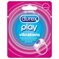 Вибрационное кольцо Durex Play Vibrations 1 шт.