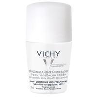 Vichy Deodorants дезодорант шариковый 48 ч для чувствительной кожи 50 мл
