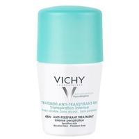 Vichy Deodorants дезодорант шариковый 48 ч регулирующий 50 мл