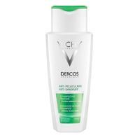 Vichy Dercos шампунь-уход против перхоти для жирной кожи головы 200 мл