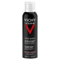 Vichy Homme пена для бритья против раздражения кожи 200 мл
