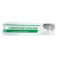 Vilsen Vilsendent зубная паста Сибирский бальзам с экстрактом корня бадана 100 г